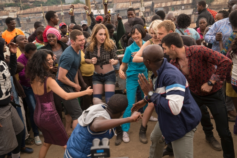 Sense8: How Toby Onwumere, Season 2's New Capheus, Joined