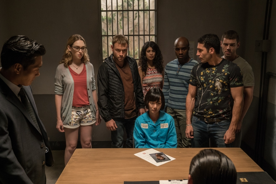 """Sense8"": The Cluster"