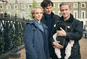 Sherlock Season 4 Benedict Cumberbatch