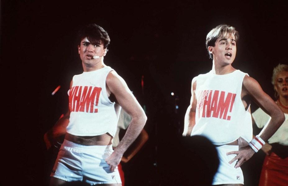 Wham! concert (1983)