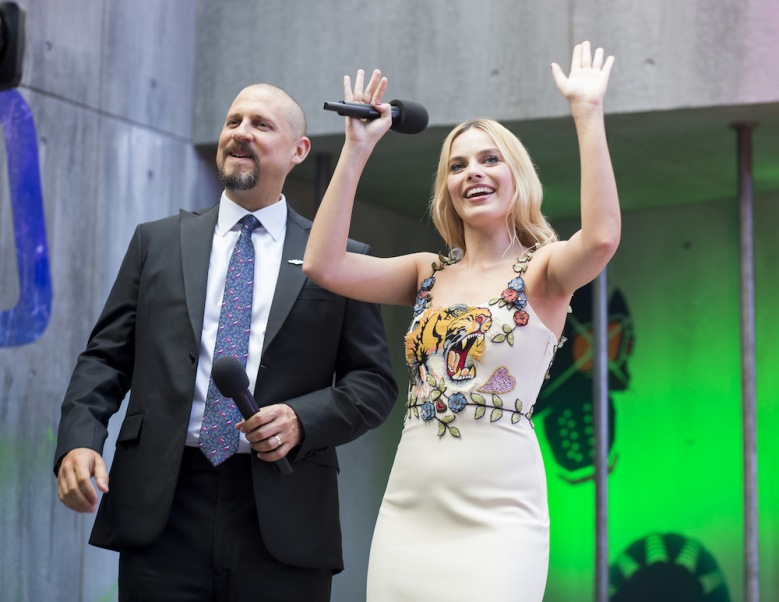 David Ayer, Margot Robbie