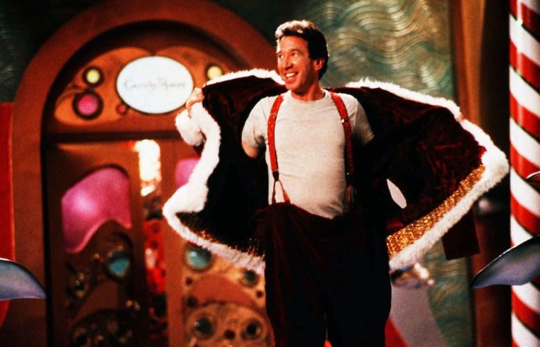 The Santa Clause Tim Allen