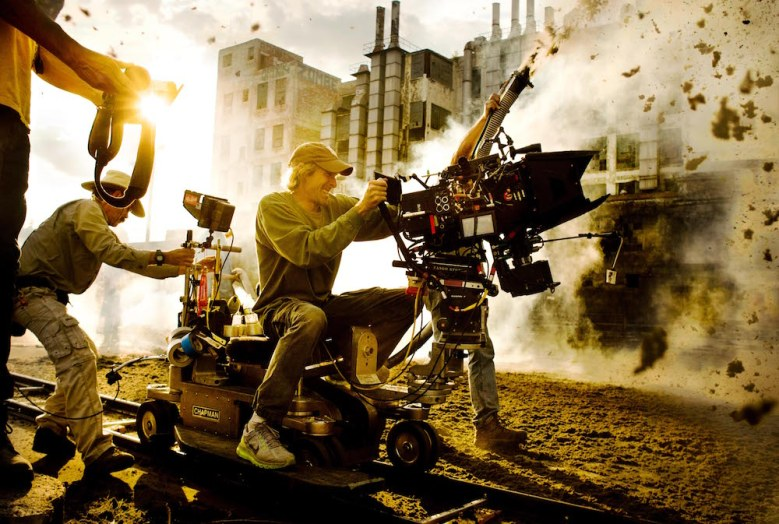 Transformers - Age Of Extinction Michael Bay