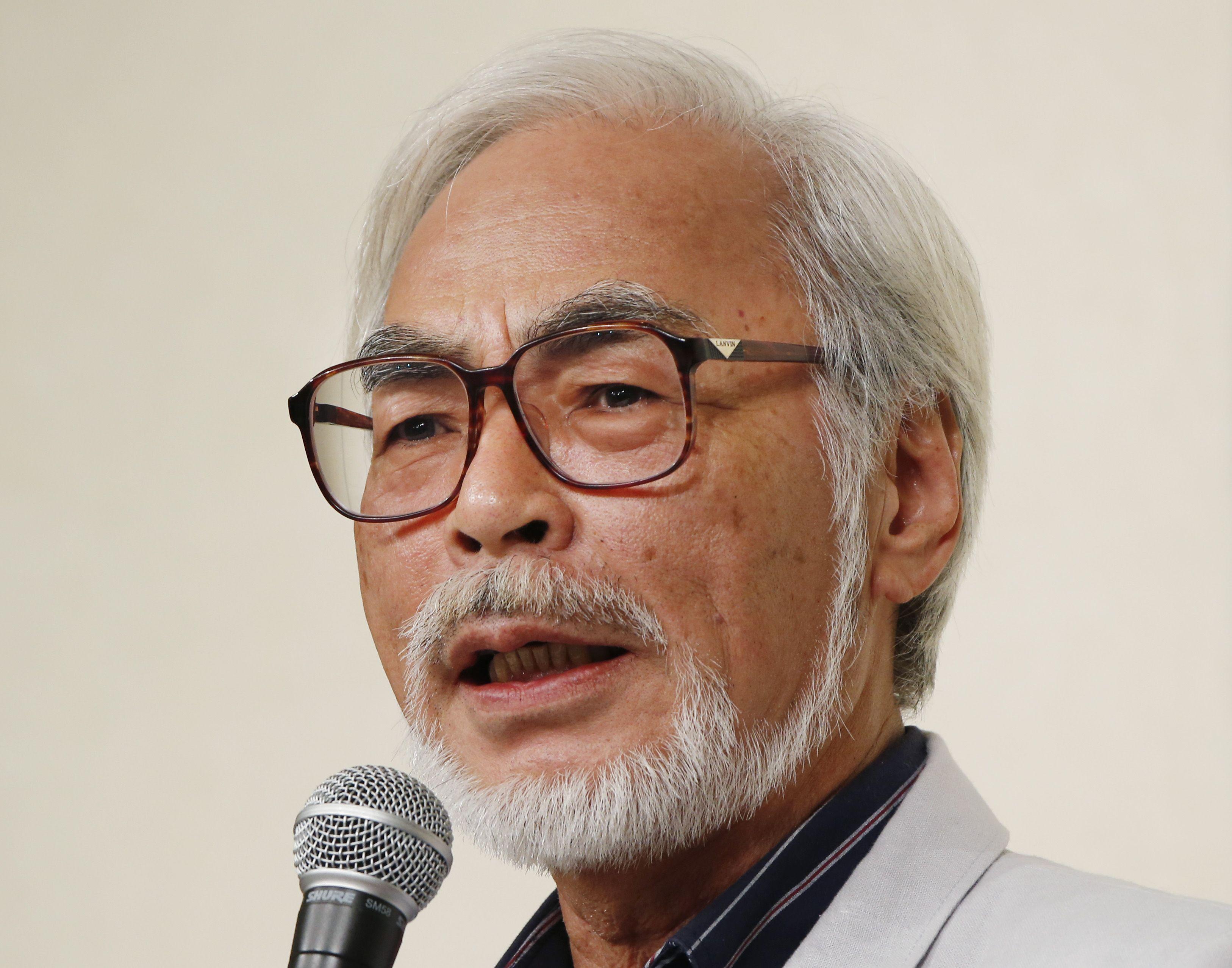 Hayao Miyazaki Calls A I  Animation 'An Insult To Life Itself