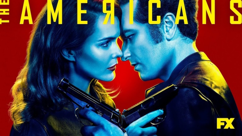 The Americans Season 4 Poster