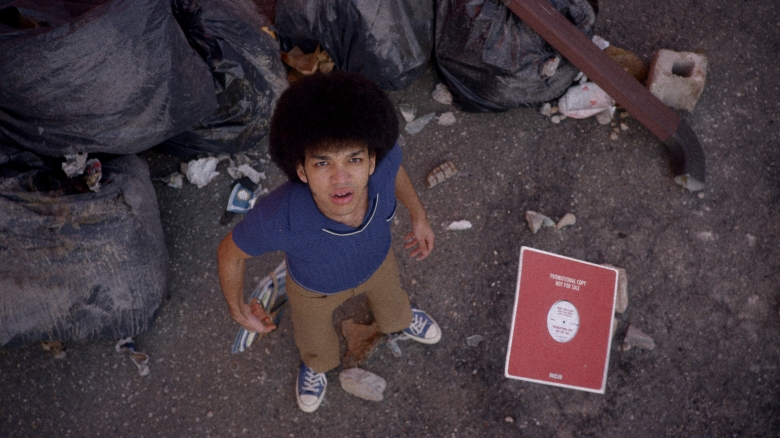 "Justice Smith in ""The Get Down"""