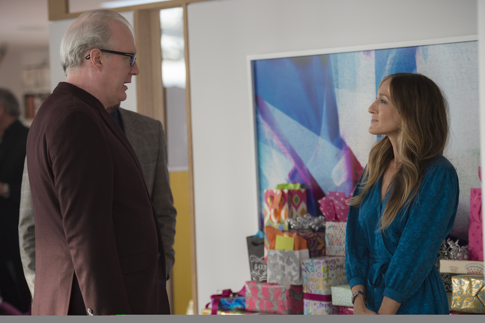 Tracy Letts, Sarah Jessica Parker