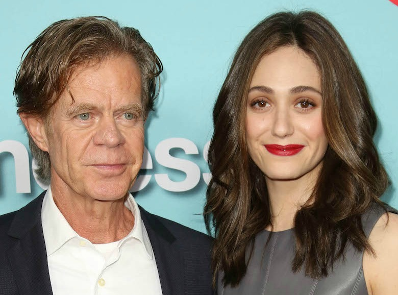 William H Macy Emmy Rossum