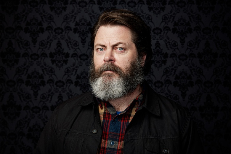 Nick Offerman On Why Ron Swanson Would Never Vote For Donald Trump Indiewire