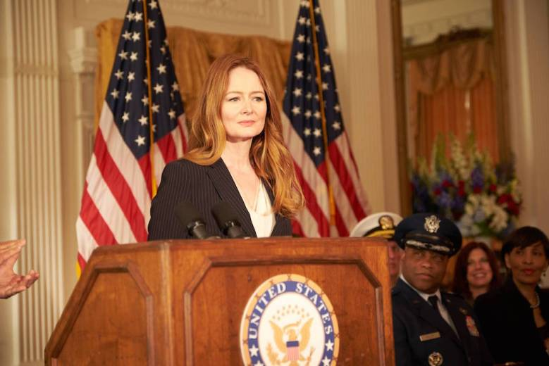 24: Legacy: Miranda Otto in 24: Legacy coming soon to FOX. ©2016 Fox Broadcasting Co.