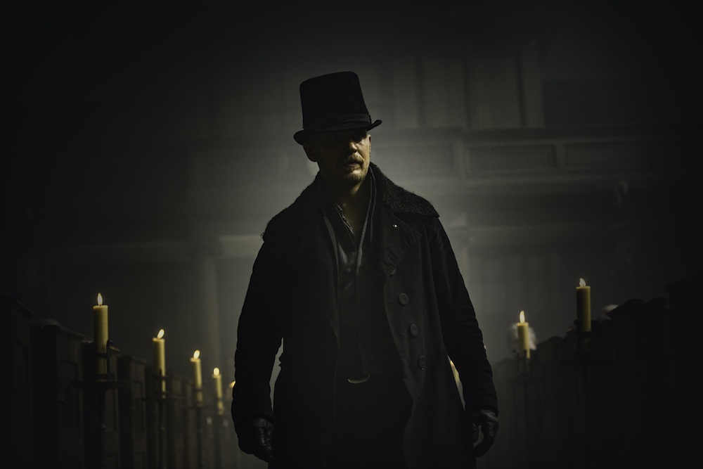 TABOO Episode 1 Tom Hardy as James Keziah Delaney