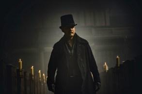 TABOO Episode 1 Tom Hardy as James Keziah Delaney