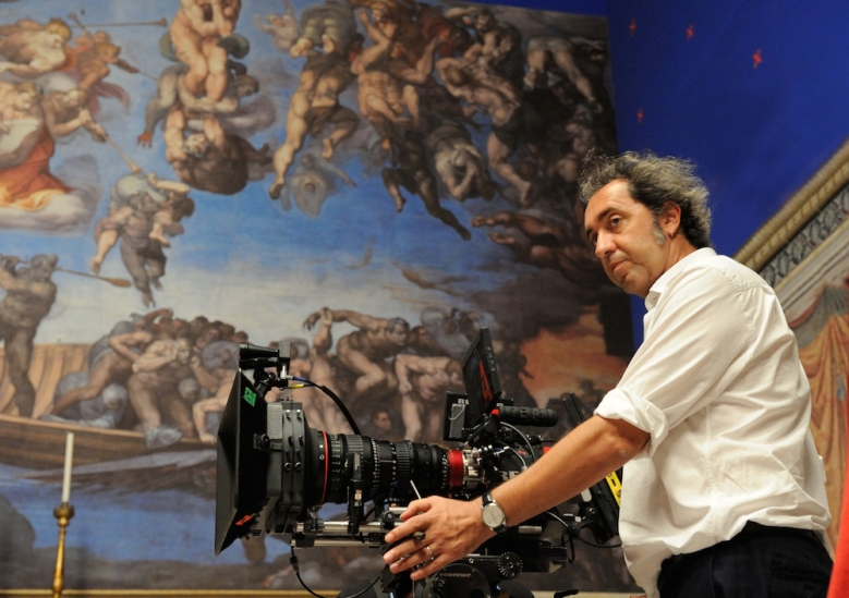 The Young Pope Paolo Sorrentino Making of behind the scenes