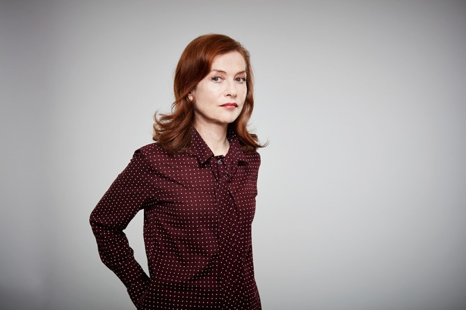 Isabelle Huppert is Masterful in 'Elle'