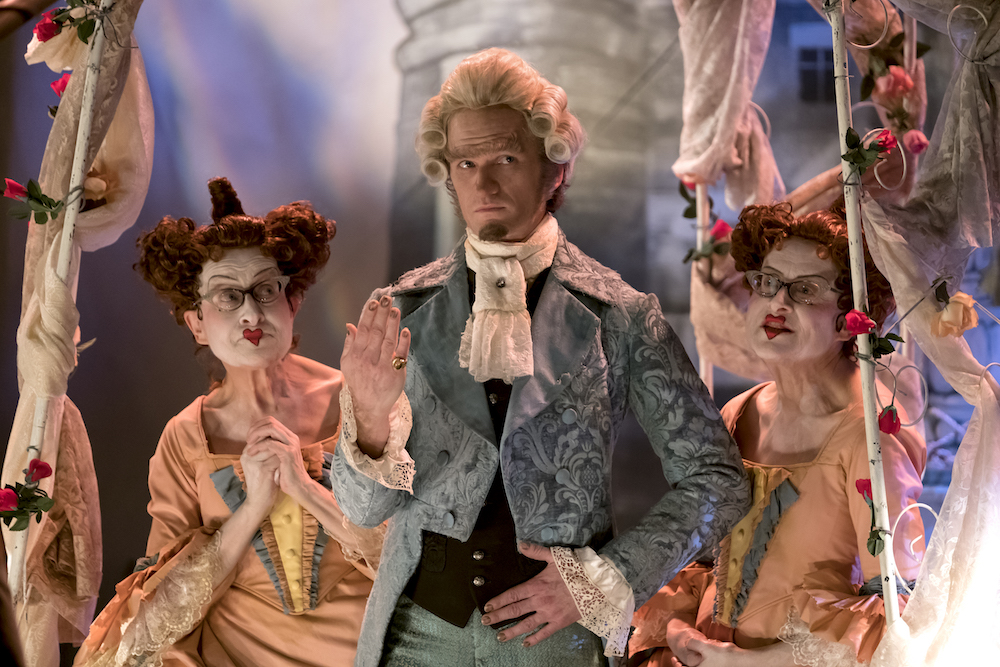A Series Of Unfortunate Events Neil Patrick Harris