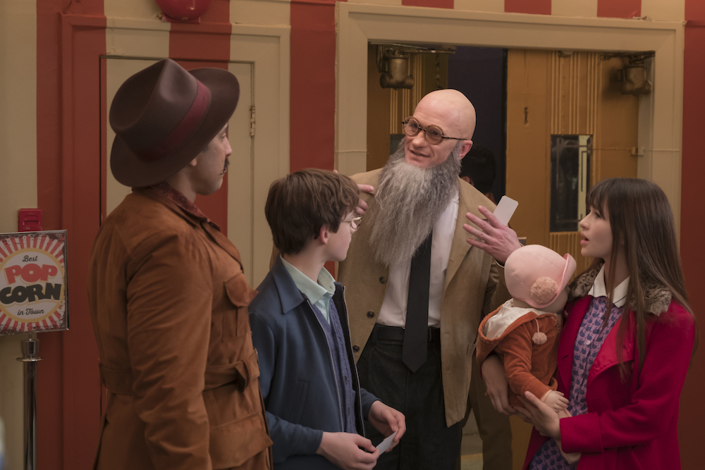 A Series Of Unfortunate Events Neil Patrick Harris Stephano