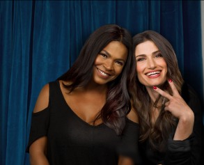 "Nia Long and Idina Menzel, ""Beaches"""