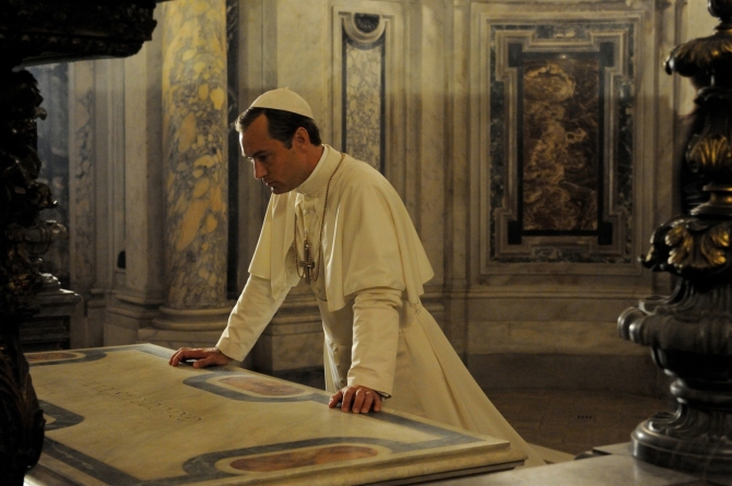 The Young Pope Season 1 Jude