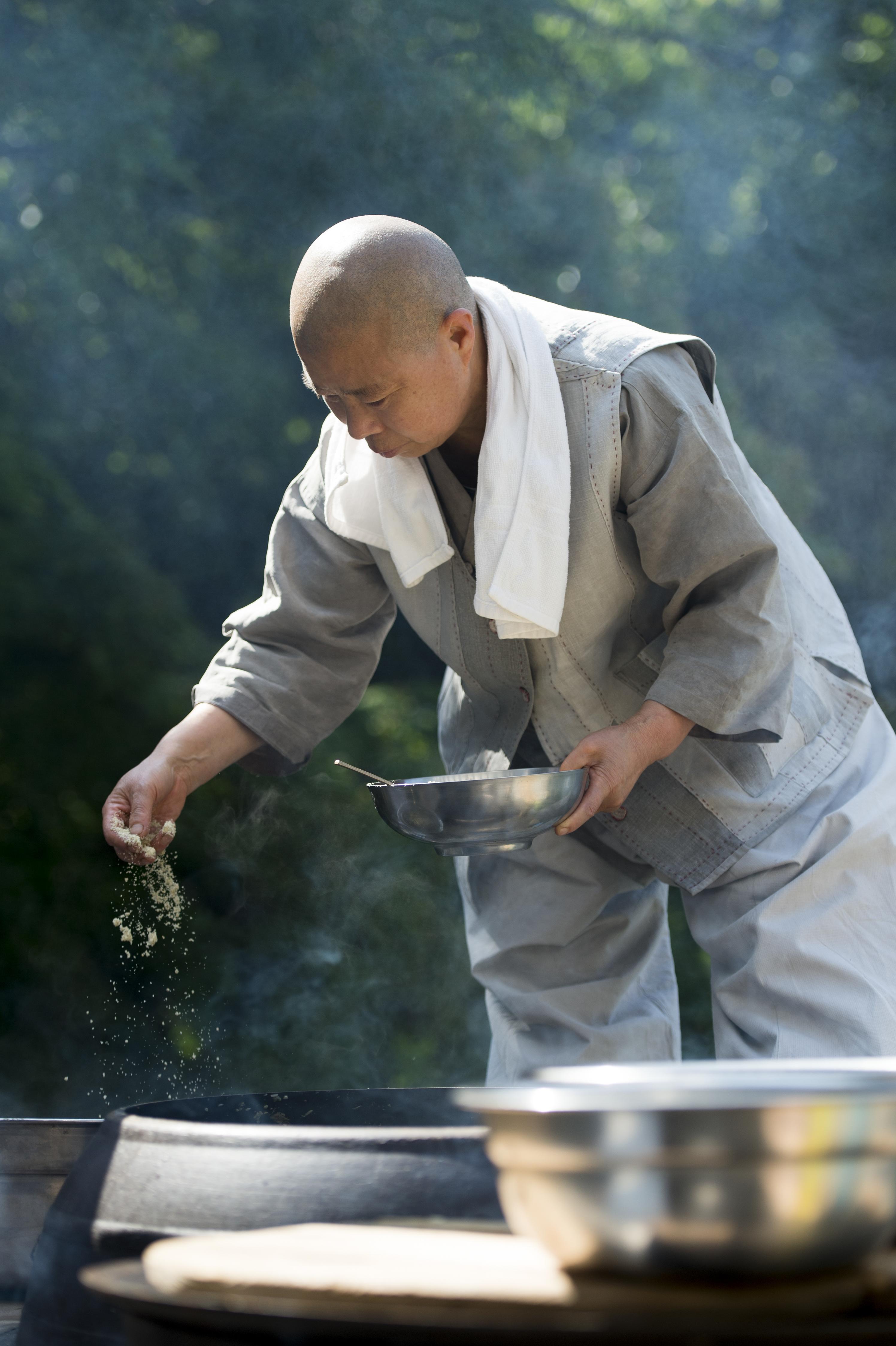 Chef's Table Season 3 Jeong Kwan