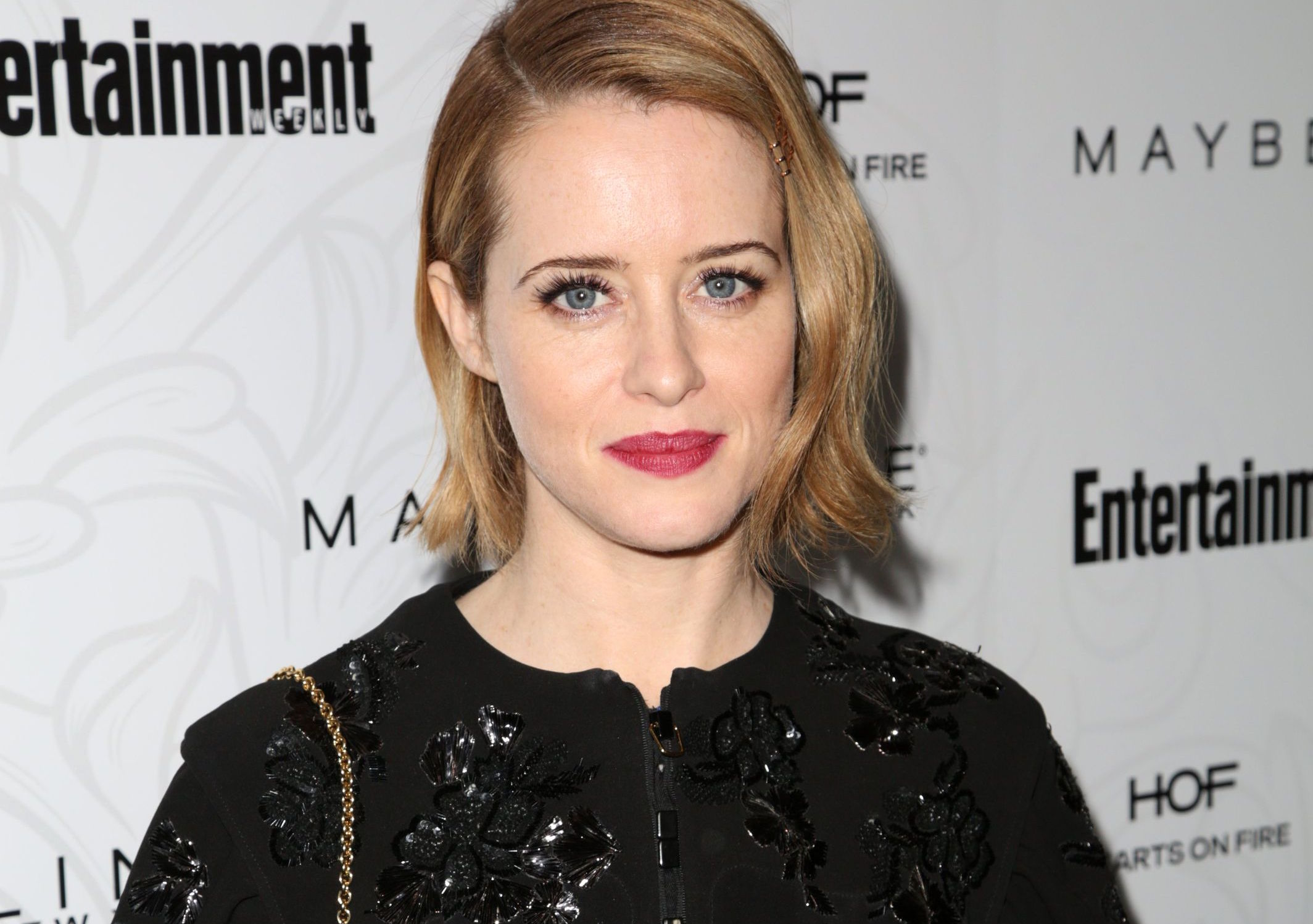 claire foy being human