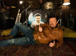 David Brent: Life on the Road Ricky Gervias