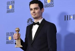 Damien Chazelle Golden Globe 2017