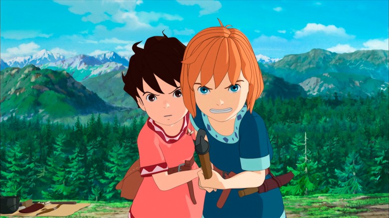 "Ronja and Birk, ""Ronja, the Robber's Daughter"""