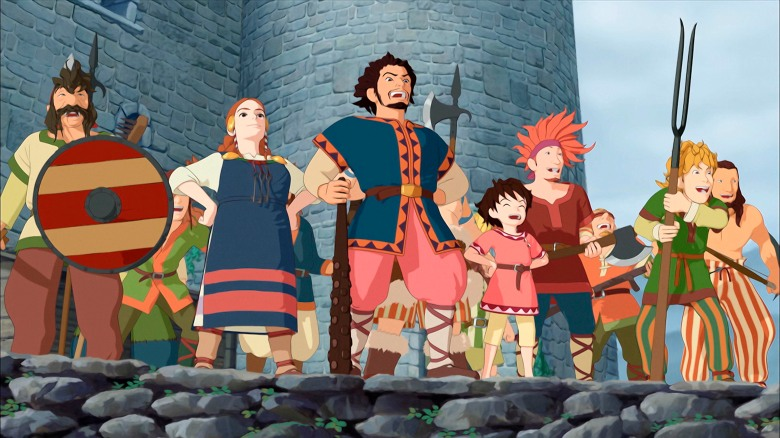 "Mattis' band of robbers, ""Ronja, the Robber's Daughter"""