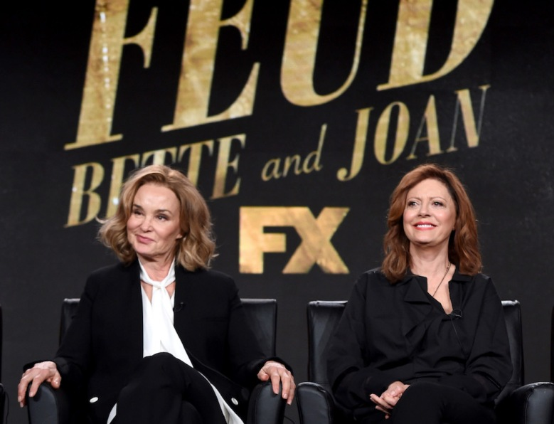 Jessica Lange and Susan Sarandon