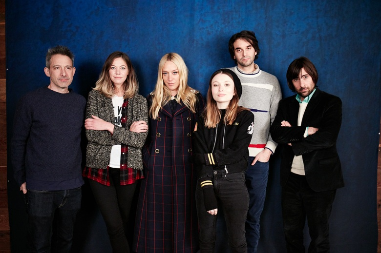 Adam Horovitz, Analeigh Tipton, Chloe Sevigny, Emily Browning, director Alex Ross Perry, Jason Schwartzman