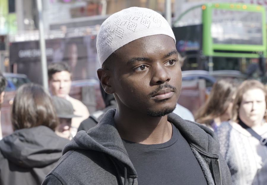 J. Mallory McCree as Sekou Bah in HOMELAND Season 6, Episode 1