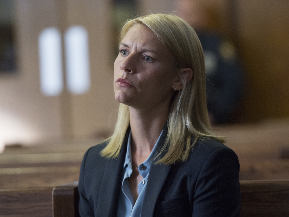 HOMELAND Episode 2 Season 6 Claire Danes