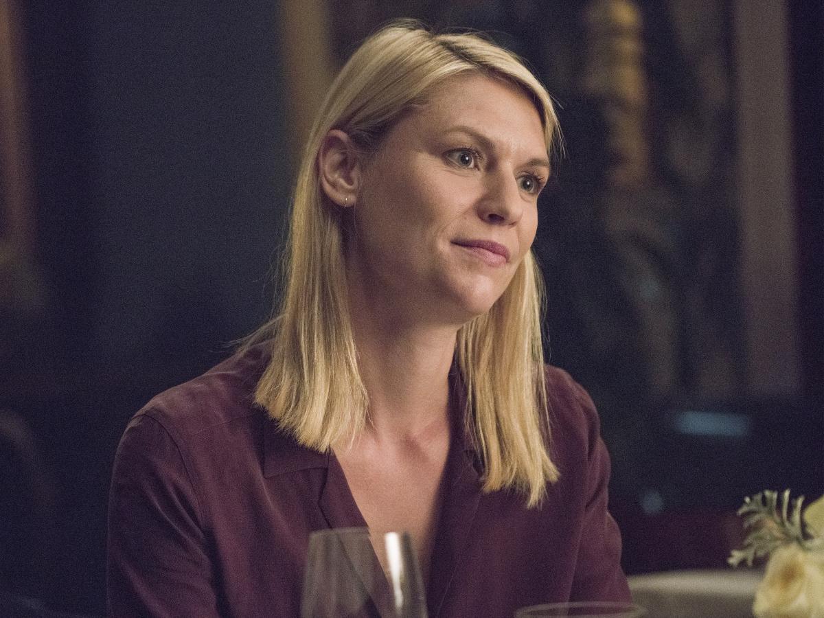 Homeland Season 6 Episode 3 Carrie Claire Danes
