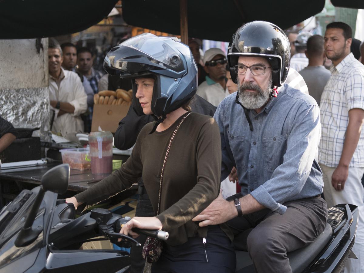 Homeland Season 6 Episode 3 Mandy Patinkin