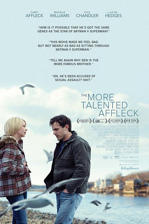 Manchester by the Sea collegehumor