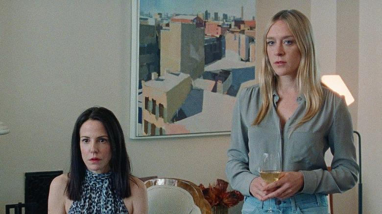 Mary-Louise Parker and Chloë Sevigny Golden Exits