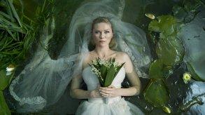 Kirsten Dunst in Lars von Trier's Melnacholia