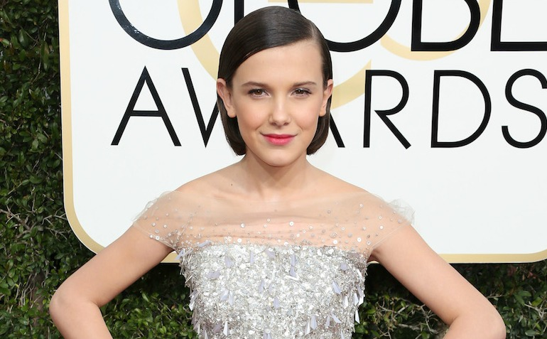 Millie Bobby Brown To Star In Godzilla King Of The Monsters