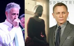 Jon Stewart Handmaid's Tale Daniel Craig
