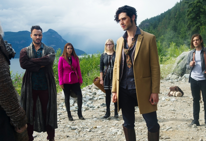 The Magicians Bosses on Trump and the Destructive Entity in