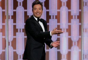Jimmy Fallon 74th Annual Golden Globe Awards 2017