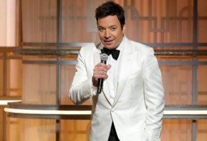 Jimmy Fallon 74th Annual Golden Globe Awards - Season 74