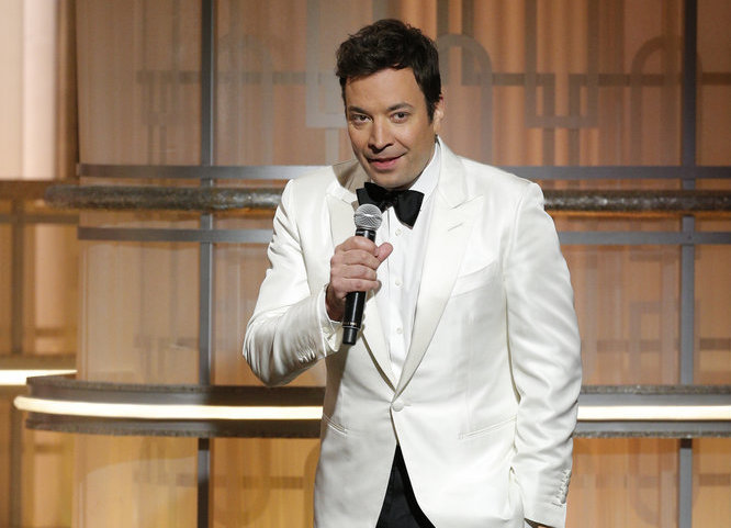 Jimmy Fallon 74th Annual Golden Globe Awards - Season 74