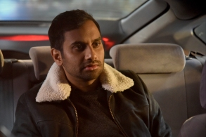 "SATURDAY NIGHT LIVE -- ""Aziz Ansari"" Episode 1716 -- Pictured: Aziz Ansari as Dave during the ""Five Stars"" sketch on January 21st, 2017 -- (Photo by: Caroline De Quesada/NBC)"