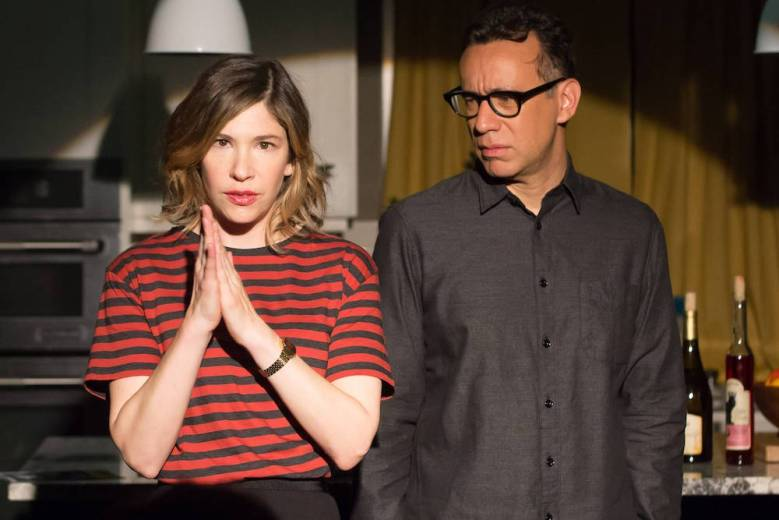 Portlandia Season 7 Carrie Brownstein, Fred Armisen