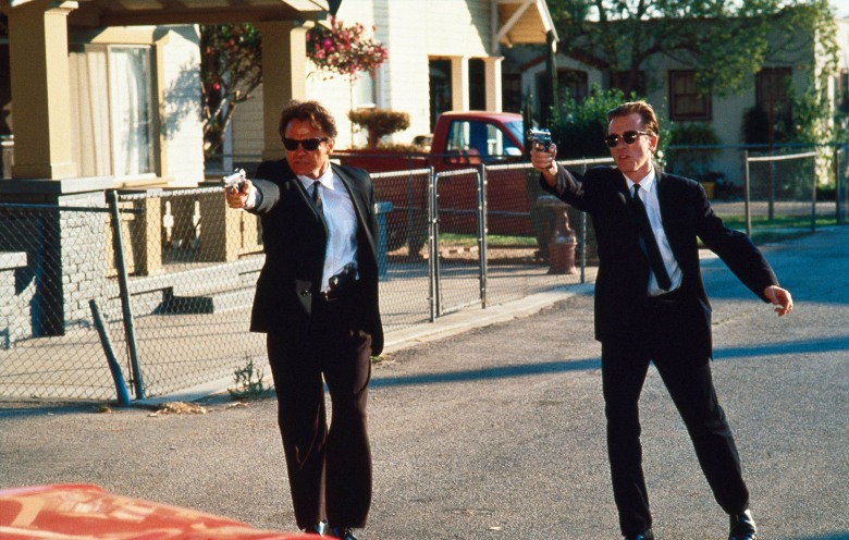 "Harvey Keitel and Tim Roth in ""Reservoir Dogs"""