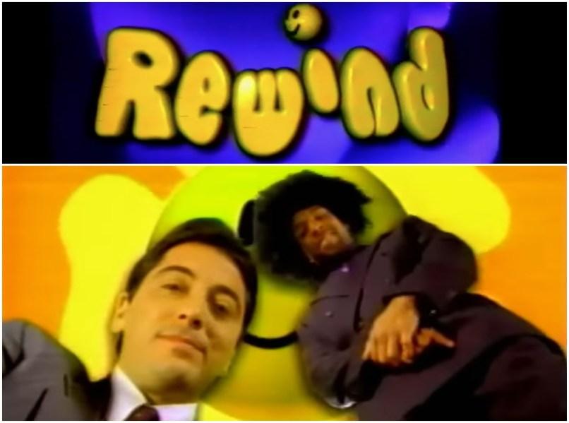 """Rewind"" (1997-1998) Fox"