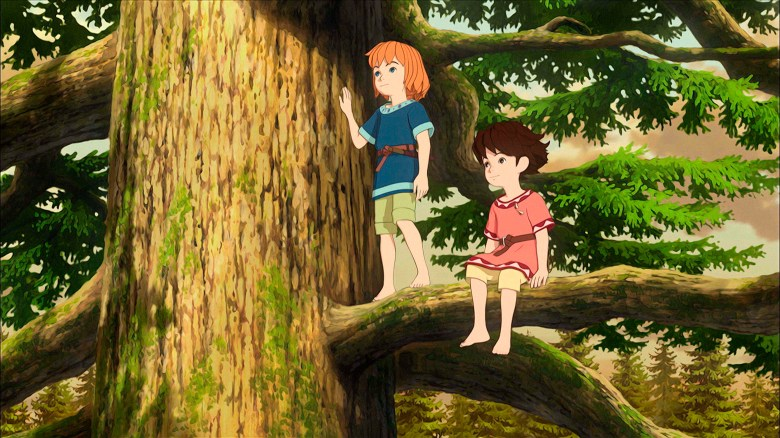 "Birk and Ronja, ""Ronja, the Robber's Daughter"""