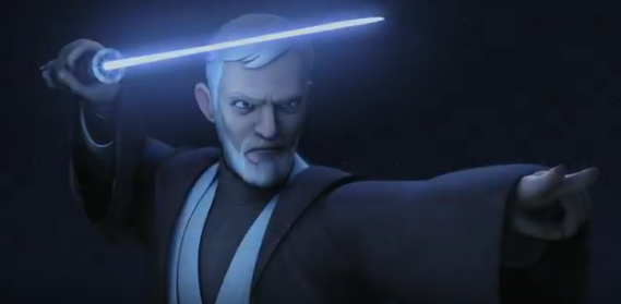 Darth Maul on 'Star Wars Rebels'
