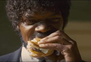 Samuel L. Jackson on 'Pulp Fiction'